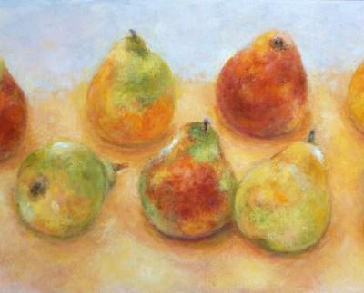 "From ""Garden Gems"" by Edith Skiba LaMonica, at UConn Health July 30-Oct. 1"