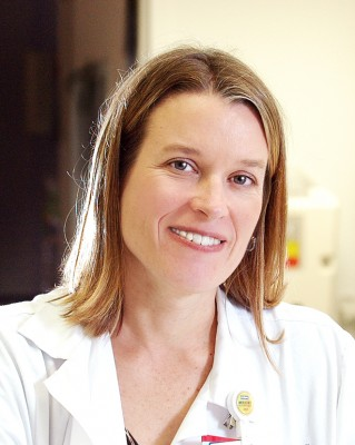Renee Manworren of the UConn Schools of Medicine and Nursing is principal investigator in a grant that makes UConn one of 11 NIH Pain Consortium Centers of Excellence in Pain Education. (Photo provided by Renee Manworren)