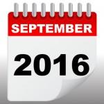 UConn Health September 2016 Programs, Events