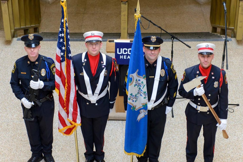 Veteran's Day Ceremony, November 10, 2016