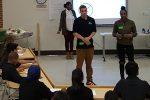 Medical, Dental Students Mentor High School Students in Violence Prevention