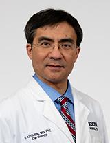 Dr. Kai Chen, Calhoun Cardiology Center