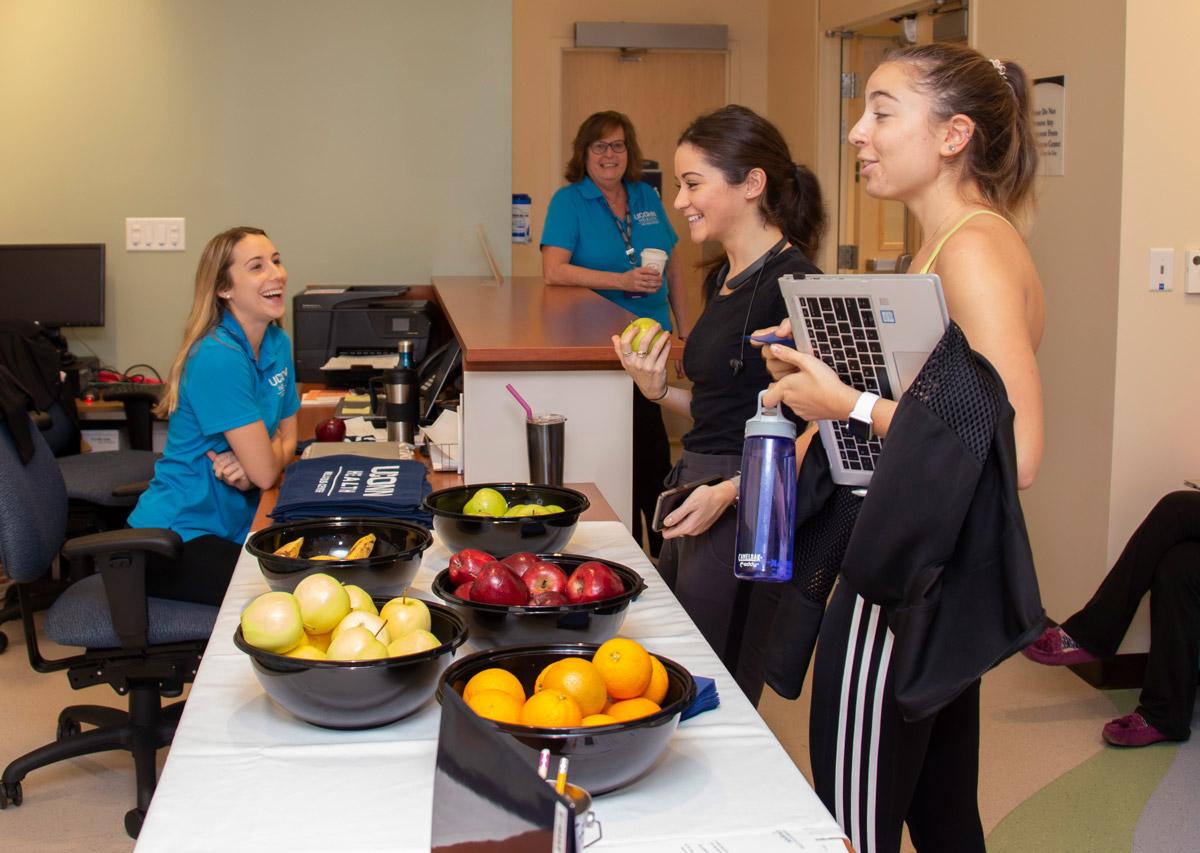 UConn Health Wellness Center One Year Anniversary