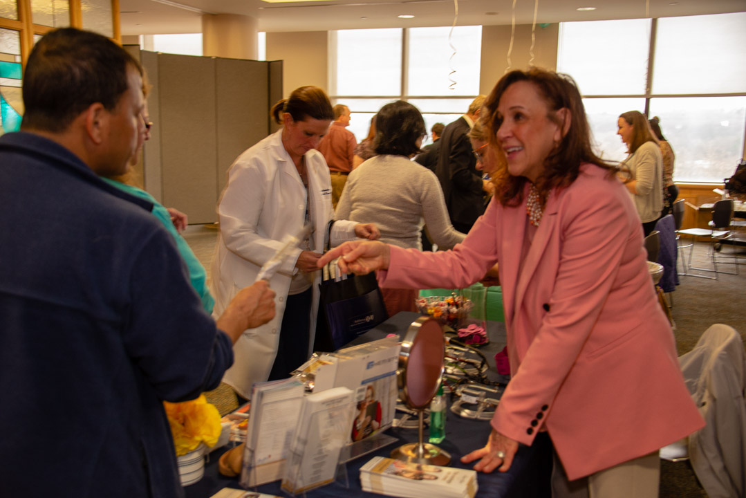 Health and Safety Fair 2019. (Kristin Wallace/UConn Health Photo)