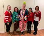 Ugly Holiday Sweater Day